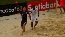 Team USA vence a Trinidad y Tobago en futbol de playa