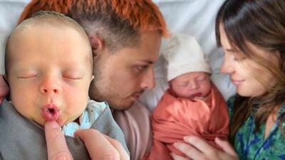 'Chicharito' Hernández pone palabras en boca de su hijo Noah que no son ciertas, según la madre del bebé