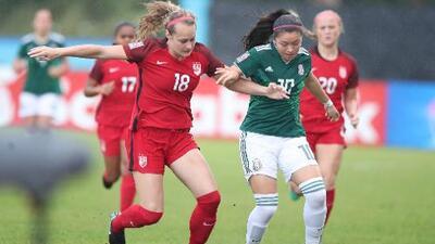 Cómo ver USA vs. México femenino en vivo, por amistoso nacional