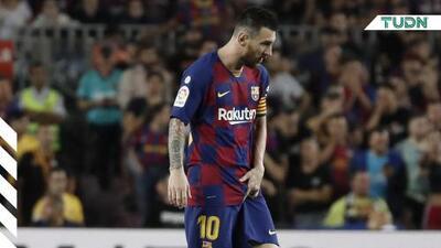 Messi ya conoce gravedad de su lesión