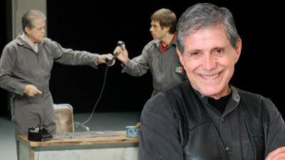 Al actor Héctor Bonilla el cáncer no lo detiene y optimista dice que quiere llegar a los 90 años de edad