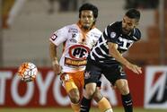 Cobresal 0-1 Corinthians: Corinthians mete a la 'oscuridad' al Cobresal