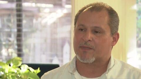 """""""Nunca me he considerado un criminal"""": el drama de un exsoldado de EEUU que enfrenta una posible deportación"""