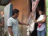 Donde come uno comen 35: la solidaridad de este matrimonio que alberga a siete familias damnificadas por Eta e Iota en Honduras