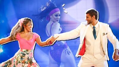 Dayanara nos hizo su 'flashdance', Franco fue eliminado y otros 30 espectaculares momentos de Mira Quién Baila