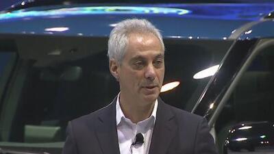 Alcalde de Chicago anuncia millonaria inversión para el Departamento de Policía y proyectos que generen empleo