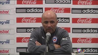 Jorge Sampaoli: 'Respeto mucho a México'
