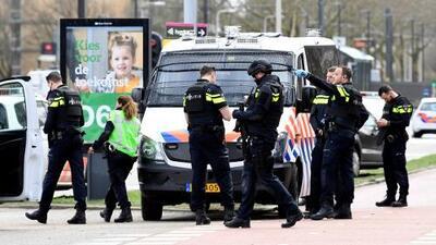 """En video: Tres muertos y varios heridos en Holanda tras un """"posible"""" ataque terrorista"""