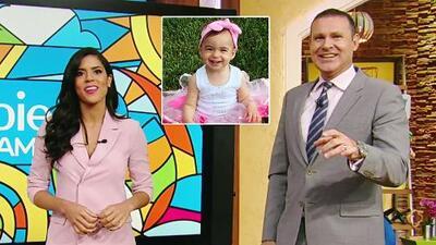 DAEnUnMinuto: Alan celebró el cumple de su pequeña Michelle, y Francisca quiere un niño aunque sea prestado