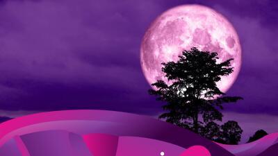 Descubre cómo impactará la 'luna rosa' de abril a tu signo zodiacal