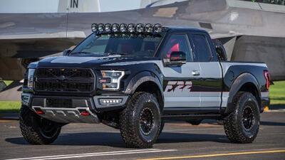Subastan esta edición única del Ford Raptor por $300,000