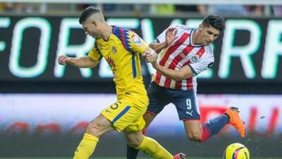 Cómo ver América vs Chivas en vivo, por la Liga MX 30 septiembre 2018