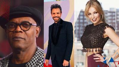 Omar y Argelia quieren que la voz de estos famosos en sus dispositivos