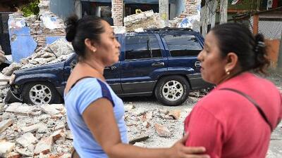 ¿Cómo puede ayudar a las víctimas del terremoto en México desde Chicago?