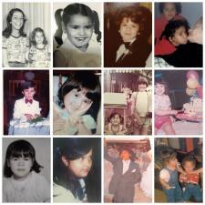 ¡Feliz Día del Niño! Mira cómo eran los presentadores y djs de Univision Chicago cuando eran pequeños