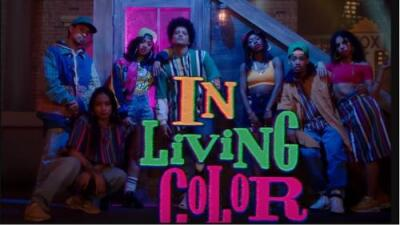 'In Living Color' cast responds to 'Finesse' music video
