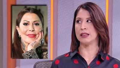 """Alejandra Guzmán dice que """"apoya con todo el corazón"""" a su hija, ¿será que Frida Sofía madure con esta separación?"""