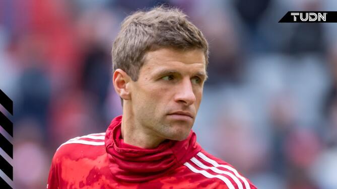 """Thomas Müller, insatisfecho: """"Soy muy ambicioso para ser suplente"""""""