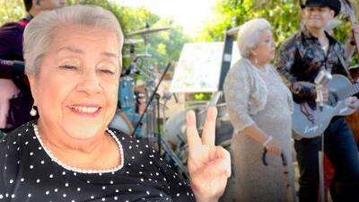 Este es el gran deseo que tiene la abuelita de 81 años nominada al Latin GRAMMY para la gala