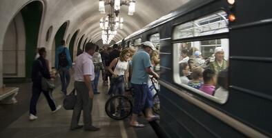 En el metro de Moscú, ya puedes pagar tu boleto con joyas