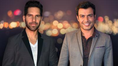 Arap Bethke y Andrés Palacios son los galanes en la nueva versión de 'La Usurpadora'