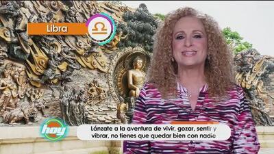 Mizada Libra 11 de noviembre de 2016