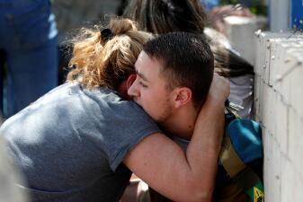 Los combates más sangrientos entre Israel y la Franja de Gaza en los últimos seis años (fotos)