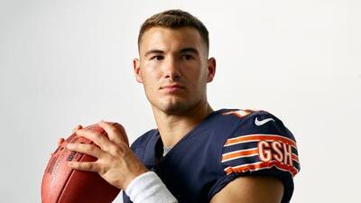 Chicago firma contrato del quarterback Mitchell Trubisky