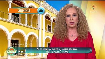 Mizada Géminis 30 de enero de 2018