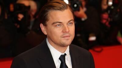 Leonardo DiCaprio agradece a sus papás 'por haberlo escuchado'