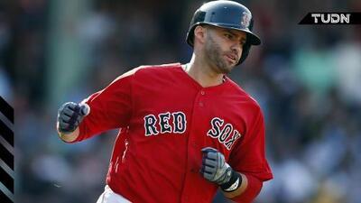 JD Martínez se queda con los Red Sox para la temporada de 2020
