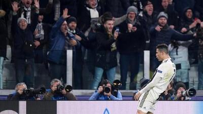 Podrá jugar en Cuartos: Cristiano fue multado con 20 mil euros por gestos contra afición del Atleti