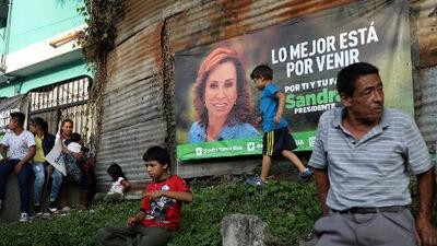 Guatemala acude a las urnas tras un proceso electoral convulso y con el voto fragmentado