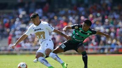Cómo ver Santos Laguna vs. Pumas en vivo, por la Liga MX 5 Mayo 2019