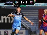 Atlante sigue sin ganar en la Liguilla y empata la Final de ida