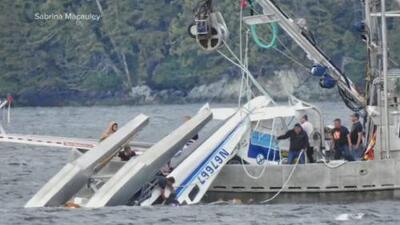 Un nuevo accidente aéreo en Alaska deja dos personas sin vida
