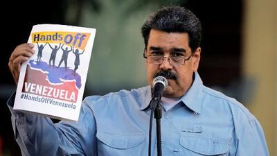 Poca asistencia al concierto 'Manos fuera de Venezuela', convocado por el régimen de Maduro