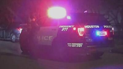 Varios sujetos escaparon de la policía tras un intento de robo de autos en Houston