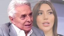 """Enrique Guzmán reaparece en Hoy y afirma que le gustaría decirle """"aquí estamos"""" a Frida Sofía, pero """"no es fácil"""""""