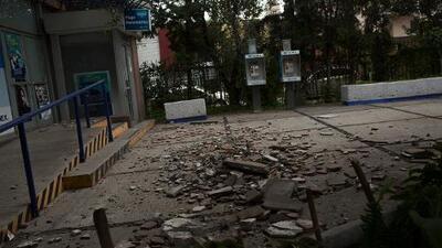 Cuáles son las causas de los inusuales sismos que se han registrado durante las últimas semanas en la Ciudad de México