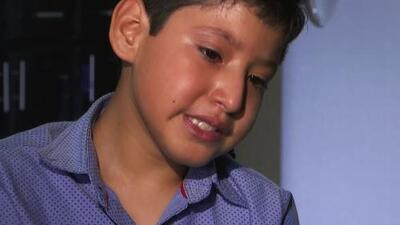 Child recovers his wheelchair left behind during El Paso, shooting