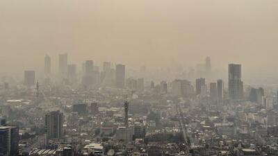 Así enfrentan la aguda contaminación del aire algunos habitantes de la Ciudad de México