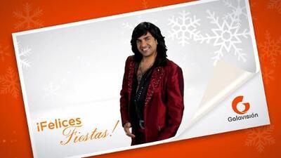 Albertano Santacruz te desea felices fiestas