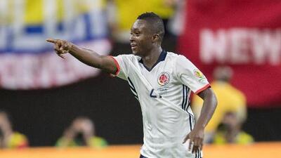 Números de la carrera futbolística de Marlos Moreno