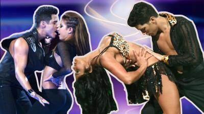 Esto pasa cuando la pasión se desborda en la pista de baile