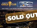 Agotadas las entradas para la Final de la Copa Oro, en solo 90 minutos