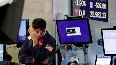 El peor día de 2019: se desploma la Bolsa de Nueva York en medio de nuevas tensiones con China