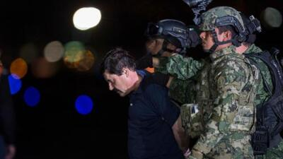 México espera que 'El Chapo' sea extraditado a principios de 2017, pero la defensa del capo dice que es imposible