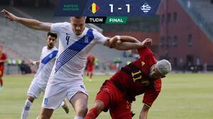 Bélgica deja dudas de cara al arranque de la Eurocopa 2020