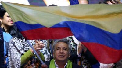 Moreno gana las elecciones de Ecuador con denuncias de fraude y deberá gobernar con medio país en contra